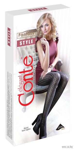 "Колготки женские фантазийные ""Conte. Style"" — фото, картинка"