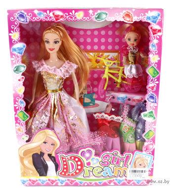 Кукла с аксессуарами (30 см; арт. G925-2)