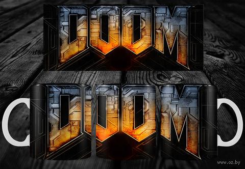 "Кружка ""Doom"" (арт. 10) — фото, картинка"