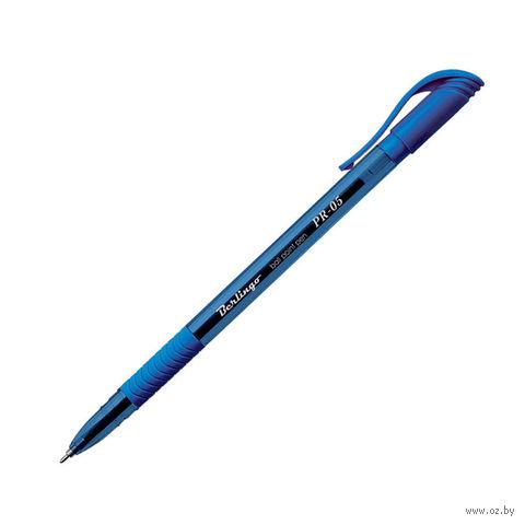 """Ручка шариковая синяя """"PR-05"""" (0,5 мм)"""