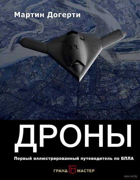 Дроны. Первый иллюстрированный путеводитель по БПЛА — фото, картинка