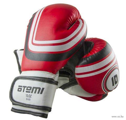Перчатки боксёрские LTB-16101 (L/XL; красные; 12 унций) — фото, картинка