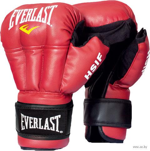 Перчатки для рукопашного боя (8 унций; красные; арт. RF3108) — фото, картинка
