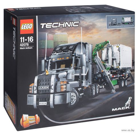 "LEGO Technic ""Грузовик MACK"" — фото, картинка"