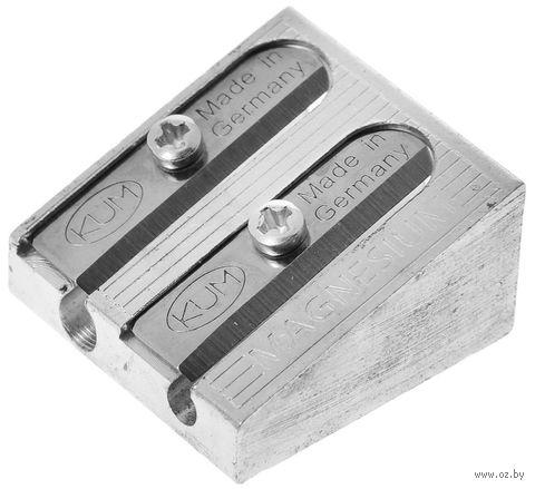 Точилка двойная клиновидная из магнезия