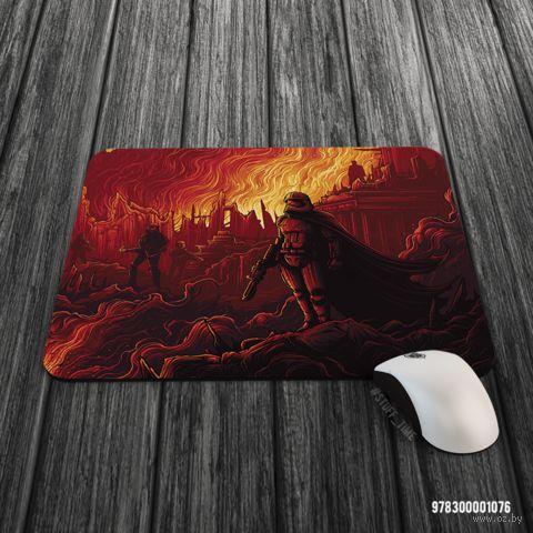 """Коврик для мыши большой """"Звездные войны"""" (арт. 1076) — фото, картинка"""