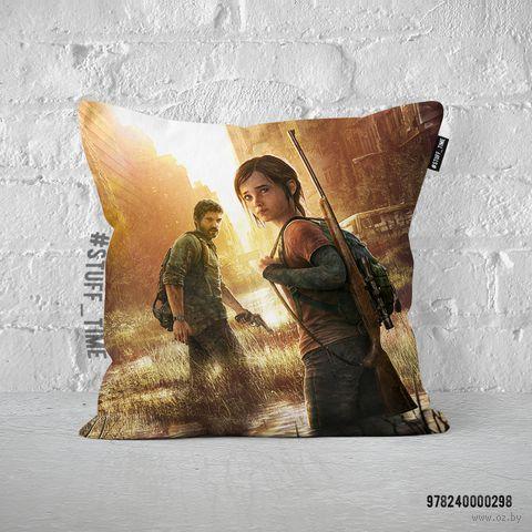 """Подушка """"The Last of Us"""" (298)"""