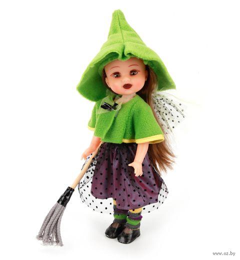 """Кукла """"Ведьма Моргана"""" (37 см)"""