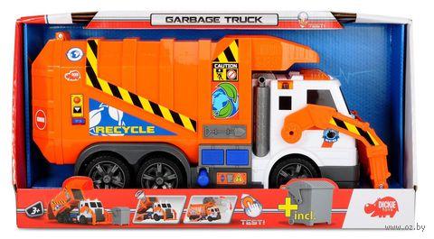 """Мусоровоз """"Grabage Truck"""" (со световыми и звуковыми эффектами) — фото, картинка"""