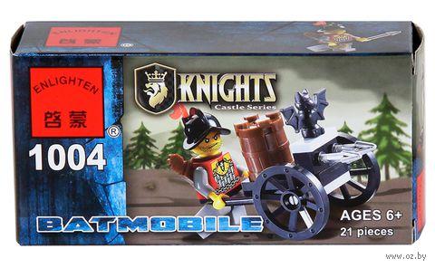 "Конструктор ""Knights. Гарпунная пушка"" (21 деталь) — фото, картинка"