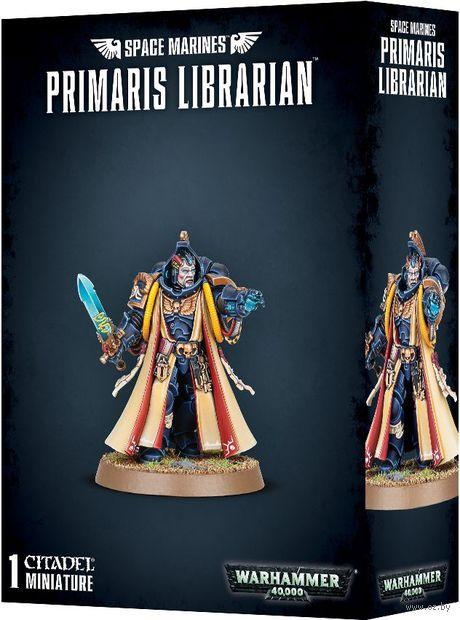 Warhammer 40.000. Space Marines. Primaris Librarian (48-63) — фото, картинка
