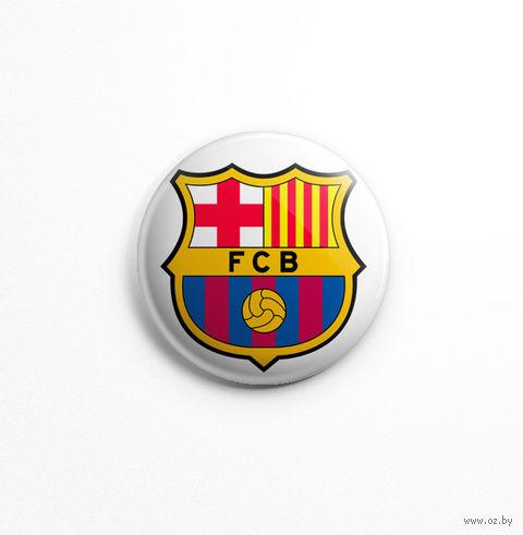 """Значок """"Барселона"""" (арт. 917) — фото, картинка"""