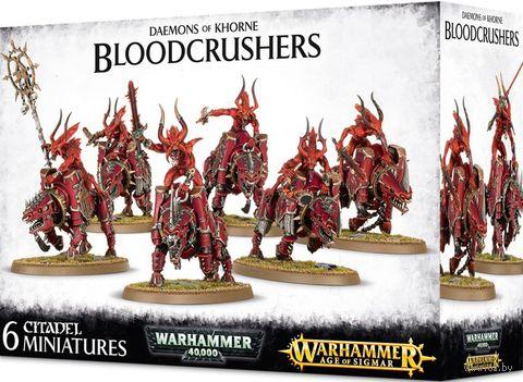 Warhammer Age of Sigmar. Blades of Khorne. Bloodcrushers (97-15) — фото, картинка