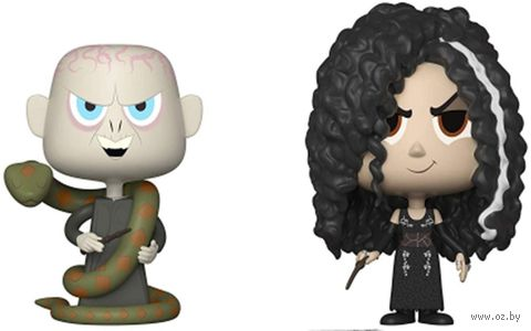 "Фигурка ""Harry Potter. Bellatrix and Voldemort"" — фото, картинка"