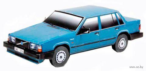 """Сборная модель из бумаги """"Volvo 740"""""""
