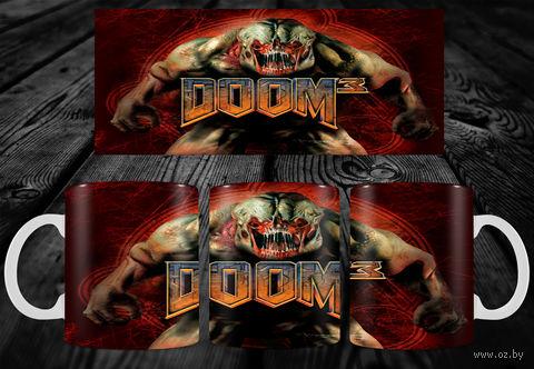 "Кружка ""Doom"" (арт. 12) — фото, картинка"