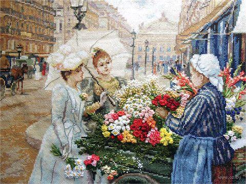 "Набор для вышивания ""Парижанки"" (380х280 мм) — фото, картинка"