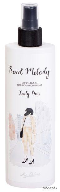 """Спрей для тела """"Lady Boss"""" (200 мл) — фото, картинка"""