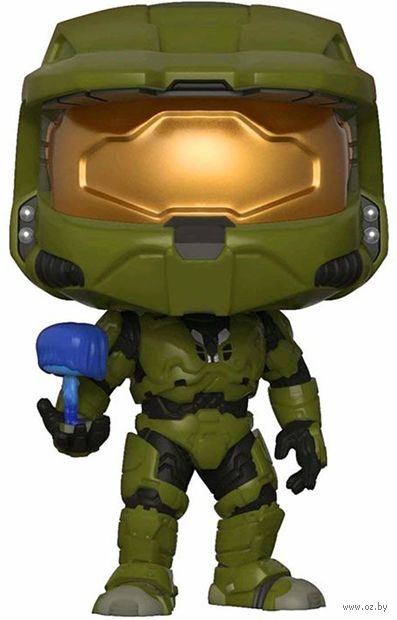 "Фигурка ""Halo S1. Master Chief with Cortana"" — фото, картинка"