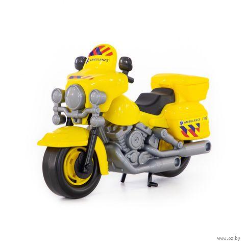 """Мотоцикл """"Скорая помощь"""" — фото, картинка"""