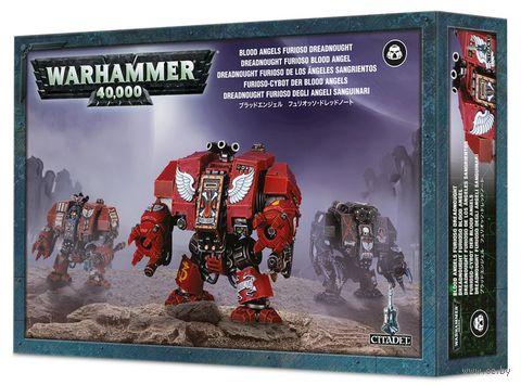 Warhammer 40.000. Blood Angels. Furioso Dreadnought (41-11) — фото, картинка