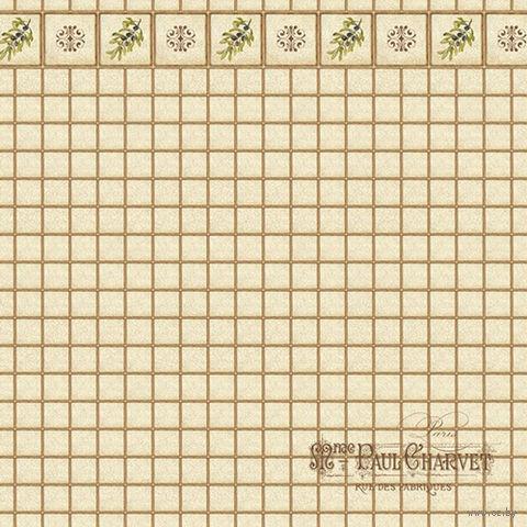 Бумага для скрапбукинга (арт. NY021)