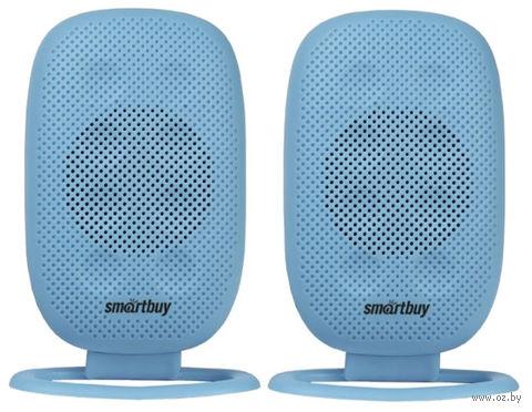 Акустическая система 2.0 SmartBuy ELECTRA SBA-3130 (синяя) — фото, картинка