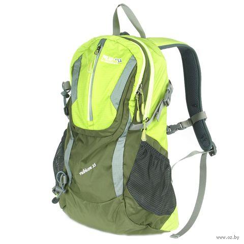 Рюкзак П1535 (25 л; салатовый) — фото, картинка