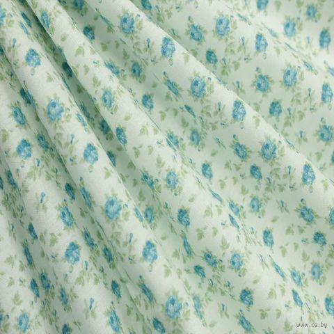 """Ткань """"Цветущие пионы"""" №5 (48х50 см) — фото, картинка"""