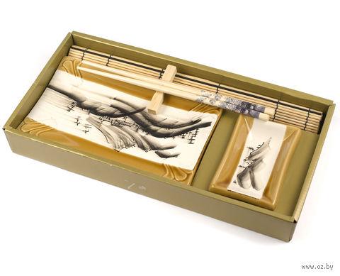 Набор для суши (5 предметов; арт. MY102272) — фото, картинка