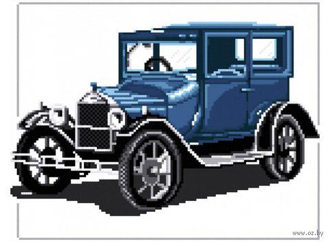 """Вышивка крестом """"Форд """"Т"""" 1927"""""""
