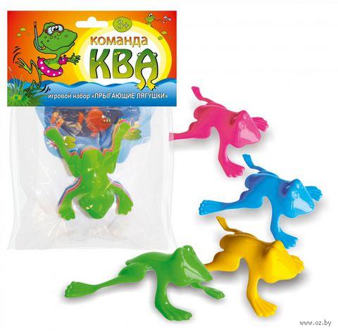 """Набор игрушек для купания """"Команда КВА №2"""" — фото, картинка"""