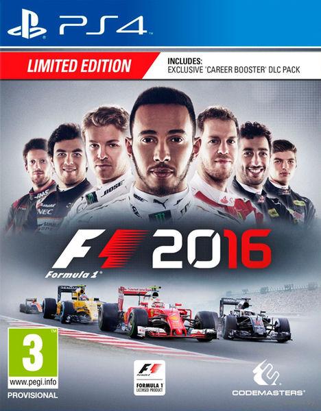 Formula 1 2016 (PS4)