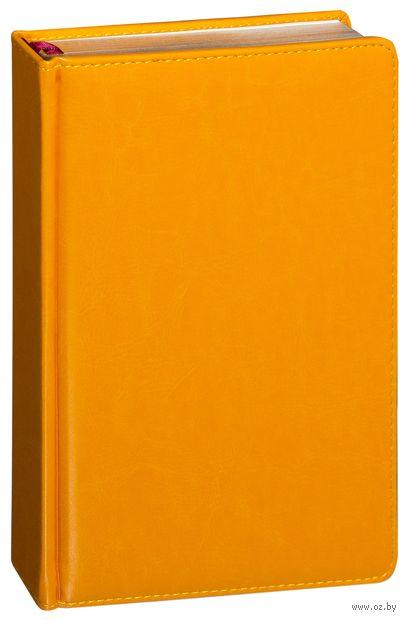 """Ежедневник датированный """"Sidney Nebraska"""" 2017 (А5; оранжевый)"""