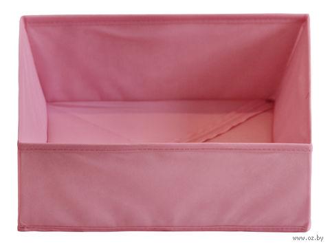 """Органайзер для белья """"Pink"""" (320х320х110 мм; 1 ячейка) — фото, картинка"""
