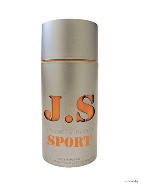 "Туалетная вода для мужчин ""J.S. Magnetic Power Sport"" (100 мл) — фото, картинка"