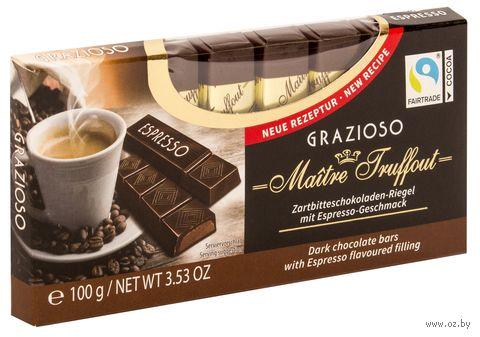 """Шоколад темный """"Espresso"""" (100 г) — фото, картинка"""