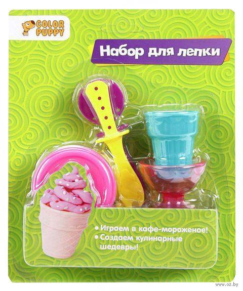 "Набор для лепки ""Стаканчик мороженого"" — фото, картинка"