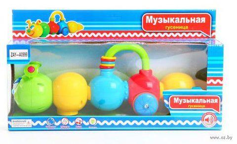 "Музыкальная игрушка ""Гусеница"""