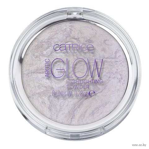 "Пудра-хайлайтер для лица ""Glow Highlighting Powder"" тон: 010 — фото, картинка"