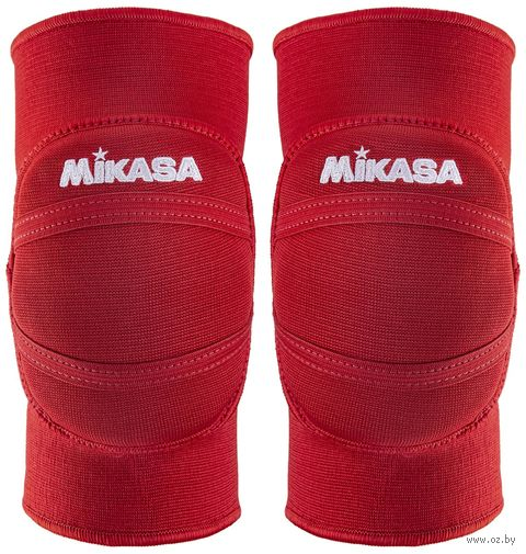 Наколенники волейбольные MT8-04 (XS; красные) — фото, картинка