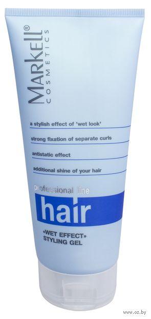 """Гель для укладки волос """"Мокрый эффект"""" (200 мл)"""