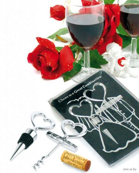 """Набор подарочный """"Жених и невеста"""" (2 предмета) — фото, картинка"""