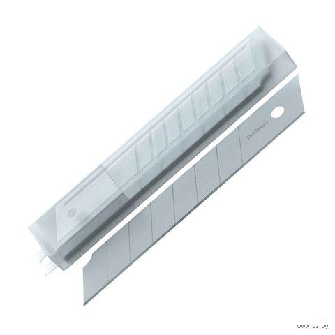 Лезвия для канцелярского ножа (10 шт.; 18 мм) — фото, картинка
