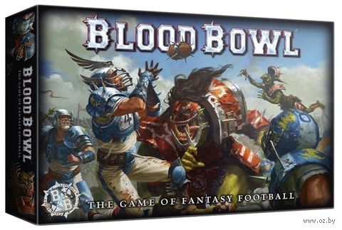 Warhammer Blood Bowl. The Game of Fantasy Football (200-01-60) — фото, картинка