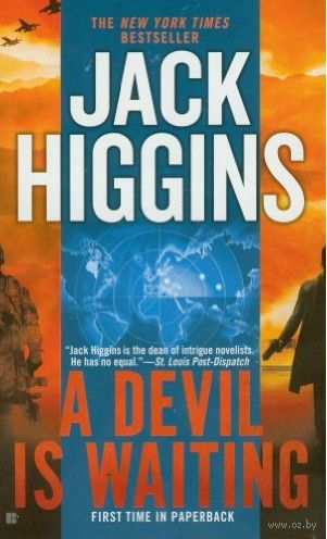 A Devil is Waiting. Jack Higgins