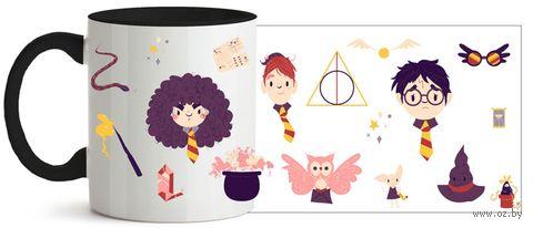 """Кружка """"Гарри Поттер"""" (арт. 589) — фото, картинка"""