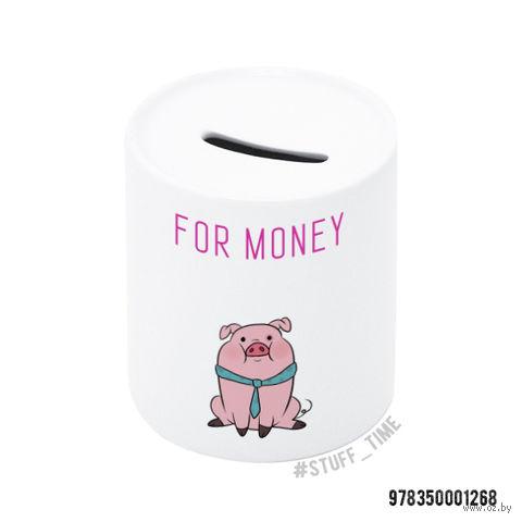 """Копилка """"For Money"""" (1268)"""