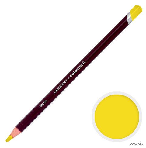 Карандаш цветной Coloursoft C040 (кадмий желтый темный)