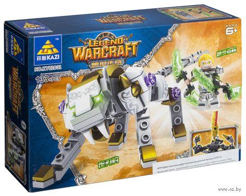 """Конструктор """"Warcraft"""" (133 детали; арт. 81031-2) — фото, картинка"""